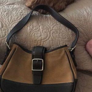 Classic authentic Coach handbag